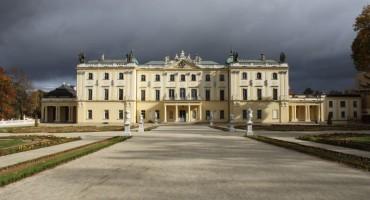 Białystok – Pałac Branickich