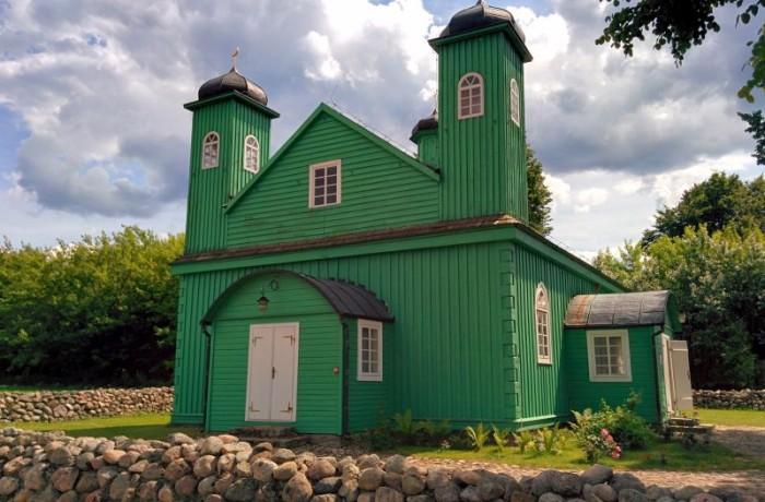 Kruszyniany – meczet tatarski