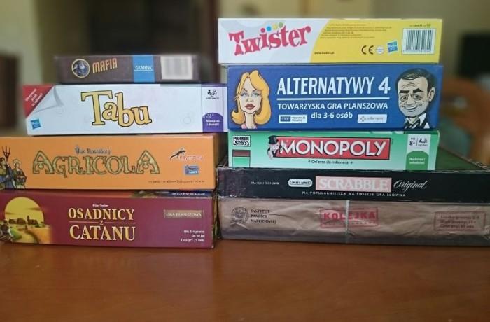 Nasz wybór gier planszowych