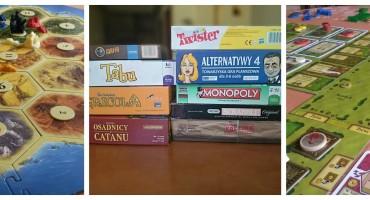 Nowe gry planszowe na długie wieczory