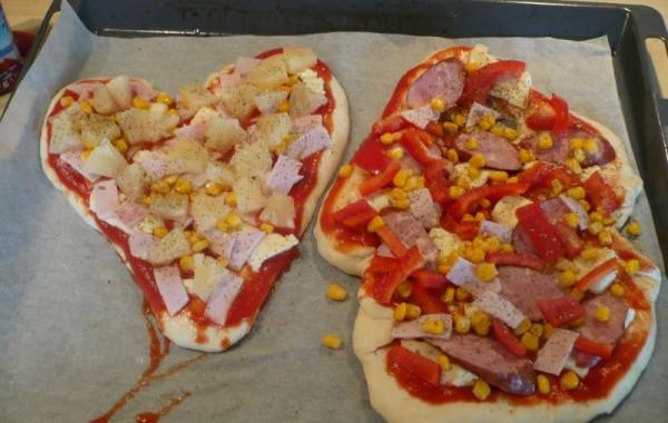 Warsztaty pieczenia domowej pizzy